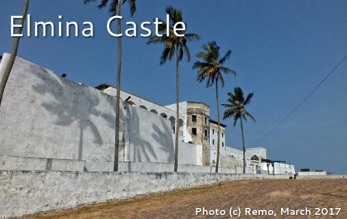 Elminacastleinfo Elmina Castle Ghana