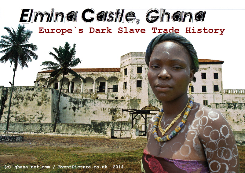 Slave Trade, Elmina Castle, Gold Coast, Ghana, Trans Atlantic, West Africa,